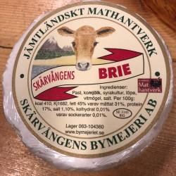 Skärvångens Brie 200g